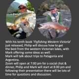 Thursday 17th September Meeting with Mark & Philip Weigall